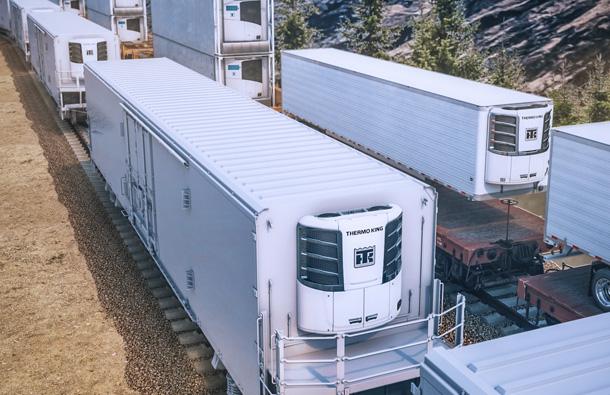 rail refrigeration