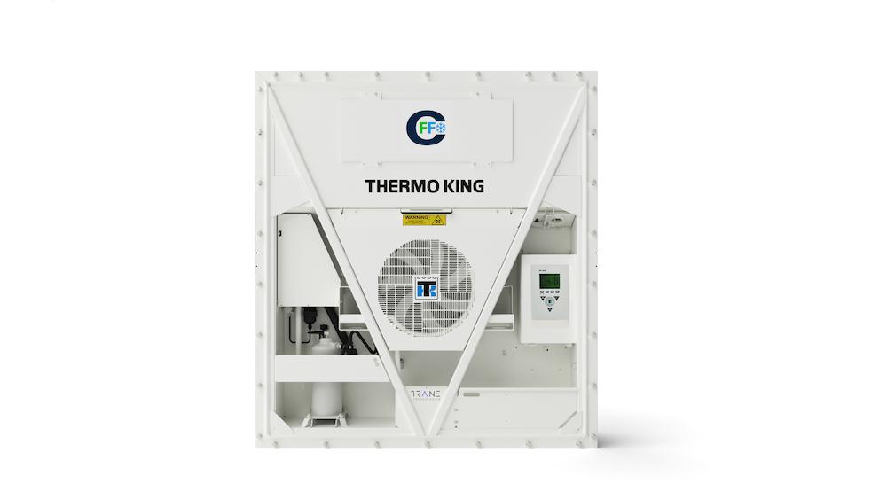 thermo king marine refrigeration